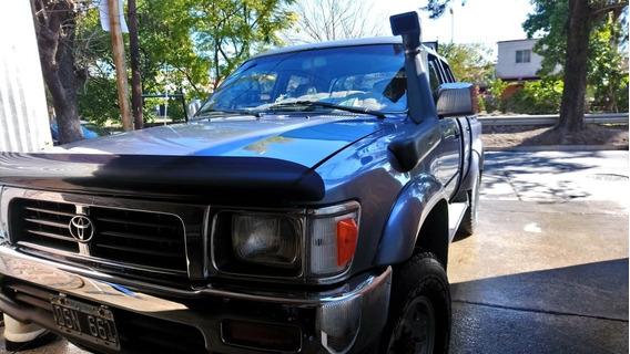 Toyota Hilux 2001 2.8 D/cab 4x4 D Sr5