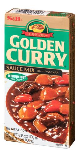 Imagen 1 de 2 de Golden Curry Sauce Curry Mix Japones Medium Hot