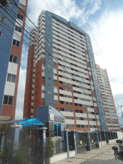 Apartamento Residencial Para Locação, Cambeba, Fortaleza. - Ap0268