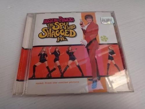 Cd Austin Powers The Spy Who Shagged Me