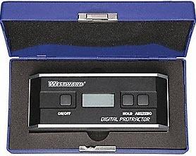 Transportador Digital Electrónico Westward 0° A 360° 2ynj1