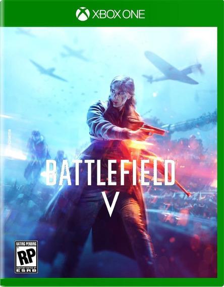 Battlefield 5 V Bf5 - Xbox One - Original - 25 Digitos