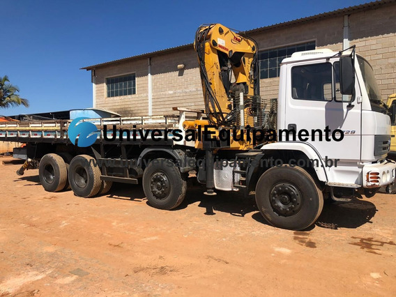 Caminhão Mercedes-benz 2729_com Munck Ing 50.500