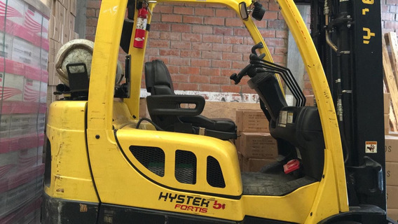 Montacargas A Gas Hyster Fortis