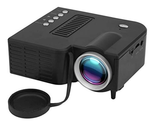 Mini Proyector Led 480 Lm Uc28b Video Beam Portátil Hd 1080p