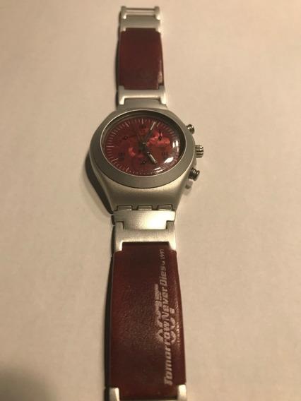 Relógio Swatch 007 Colecionador