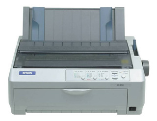 Impresora Epson FX Series FX-890 110V gris