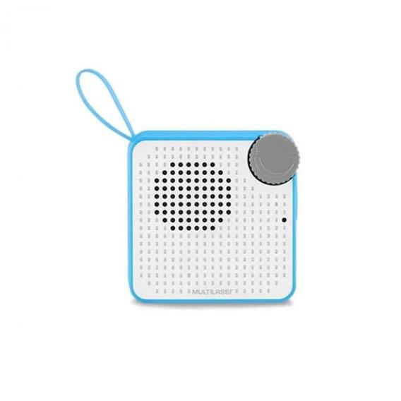 Caixa De Som Mini Bluetooth Speaker 5w Resistente À Água