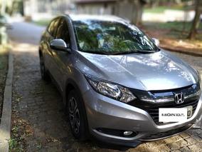 Honda Hr-v Motor 1.8 2016 - Cinza, 4 Portas
