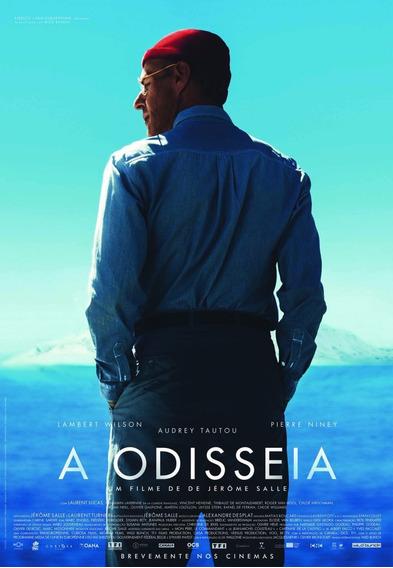 A Odisséia De Jacques + 5 Filmes