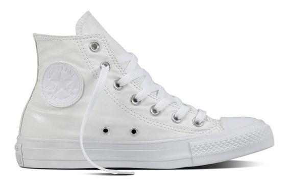 Tênis Converse All-star Hi Branco Monocrome Ct04470001