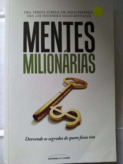 Livro : Mentes Milionárias - Frete Gratis