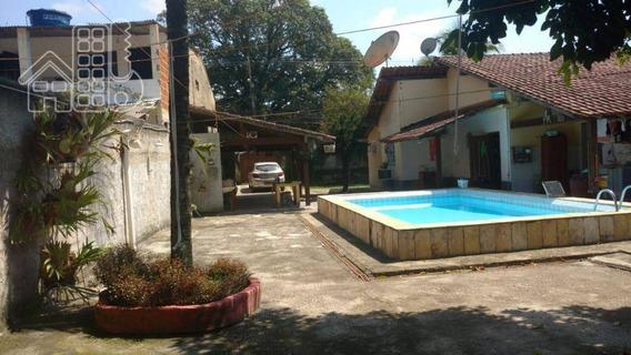 Casa Com 3 Dormitórios À Venda, 130 M² Por R$ 360.000,00 - Engenho Do Mato - Niterói/rj - Ca1300