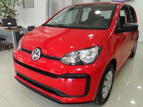 0km Volkswagen Up! 1.0 Take Up! Aa 75cv 5 P Linea Nueva Vw 2