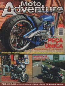 Moto Adventure N°38 Ducati Multistrada Suzuki Gsx 750f