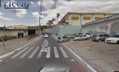 Terreno Comercial 1.800 M2, Alto Da Ponte - 12769