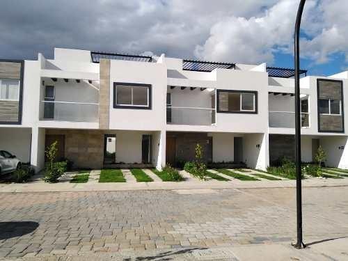 Casa En Venta Parque Ibiza En Lomas De Angelopolis