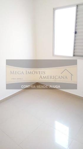 Venda - Apartamento - Jardim Terramérica I - Americana - Sp - 3030
