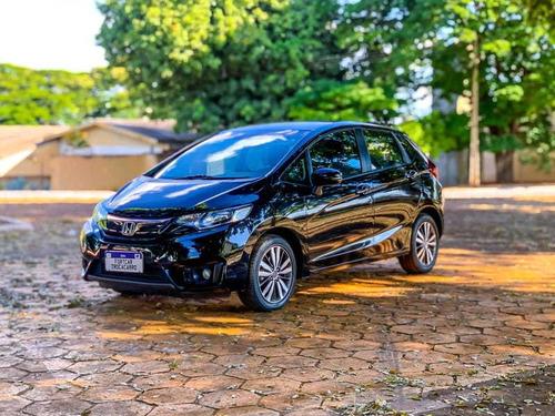 Honda Fit Ex 1.5 Cvt Automático