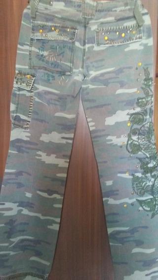 Pantalón De Dama 5verdes