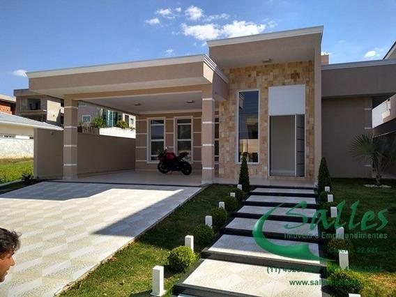Linda Casa No Condomínio Reserva Da Serra Em Jundiaí - 3836