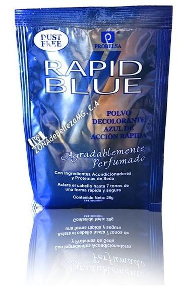 Rapid Blue Decolorante Azul