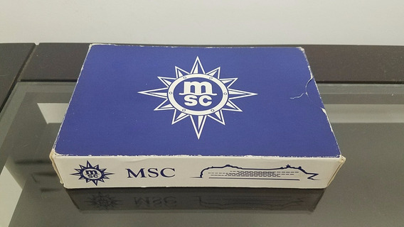 Baralho Modiano Made In Italy. Msc