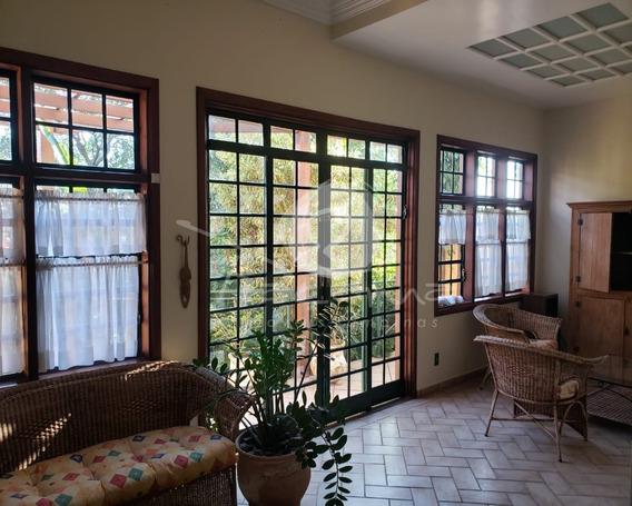 Casa À Venda No Bairro Chácara Da Barra Em Campinas - Ca00812 - 67805487