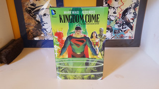 Kingdom Come 20th Anniversary Deluxe Edition Dc Inglés