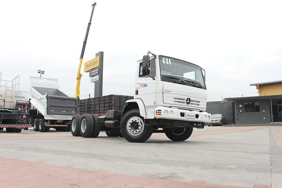 Mercedes 2423 6x4 Chassi = 2726 2425 17250 24320 17220