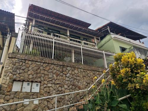 Imagem 1 de 16 de Casa Com 2 Quartos, 200 M² Por R$ 550.000 - Barreto - Niterói/rj - Ca21103