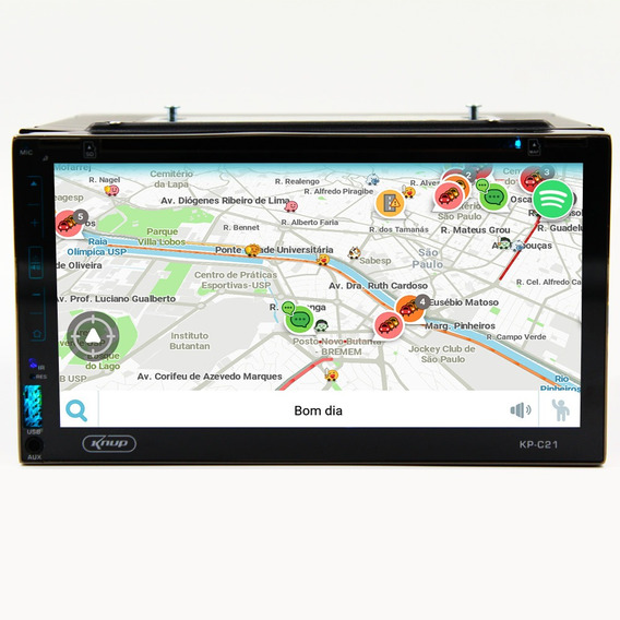 Central Multimidia Android Gps 7