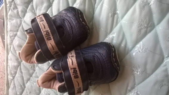 Zapatos Para Bebe Marca Bibi Muy Poco Uso