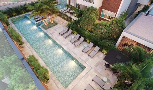 Apartamento Para Venda Em São Paulo, Perdizes, 2 Dormitórios, 1 Suíte, 2 Banheiros, 1 Vaga - Cap3051_1-1372025