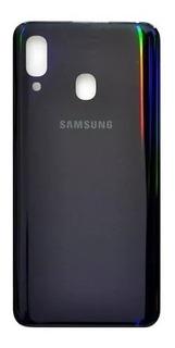 Tapa Trasera Samsung A20 A205 Colores