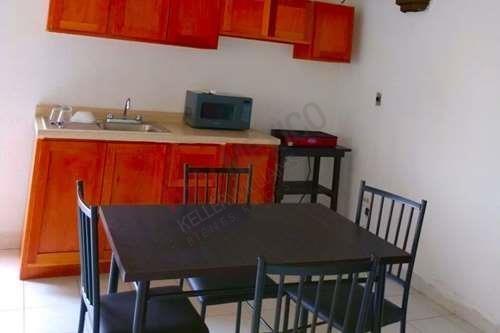Departamento Amueblado En Renta Zona Contry, Tec De Monterrey