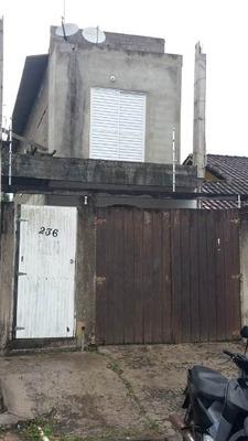 Casa Em Itanhaém Lado Morro Com 125m² 3 Dormitórios Ref 4696