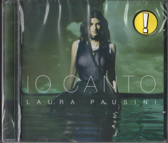 Cd Laura Pausini Io Canto Italiano Feat Tiziano Ferro Lacrdo