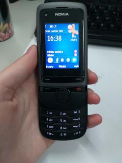 Celular Nokia C2 - 05