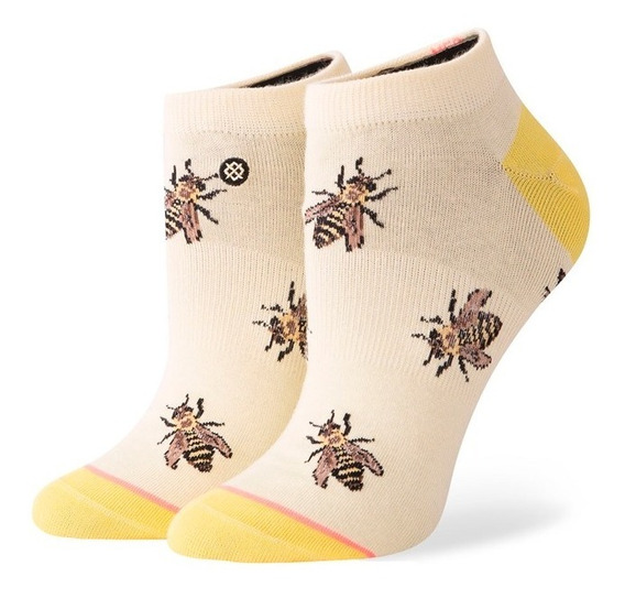 Medias Stance Buzzchiller 119306yel Mujer