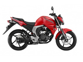 Yamaha Fz Fi 2.0 150 0 Km Rojo Automoto Lanus
