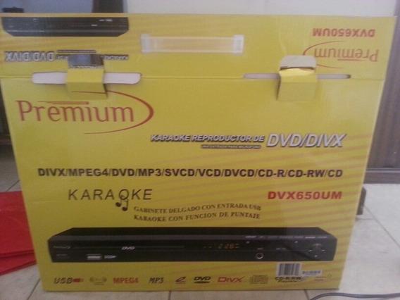 Dvd/divx Premium 650 Um