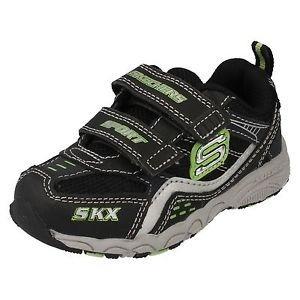 Zapatos Skechers Originales Niño 28.5 Nuevo O 55v