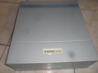 Pabx Central Telefônica Philips Sopho Es150