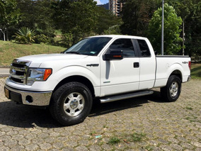 Ford F-150 Xlt 2013 3500 Cc 4x4 Perfecto Estado!