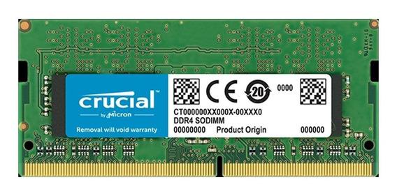 Memória RAM 4 GB 1x4GB Crucial CT4G4SFS624A