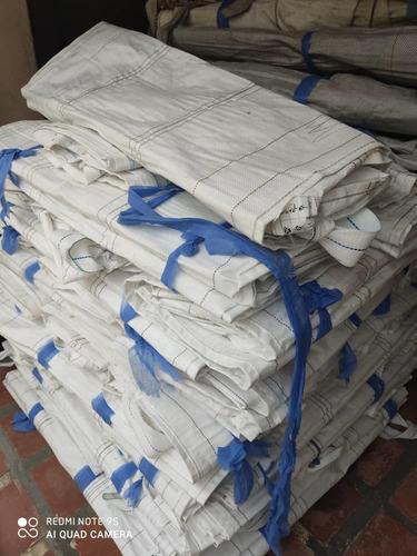 Big Bag Sacos Industriales Usados De 1.000 Kg Doble Válvula.