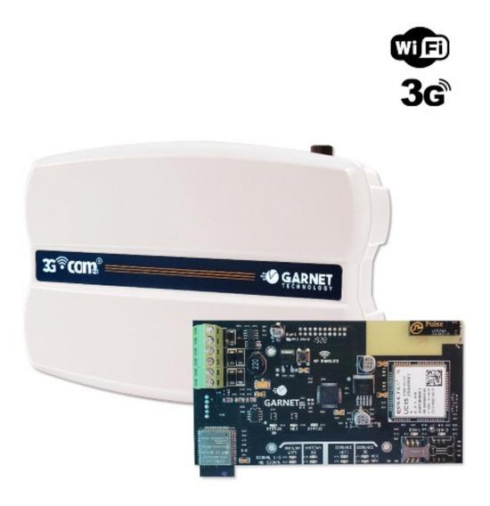 Comunicador 3g Ip Wifi Sms Chip Celular Alarma Garnet Alonso