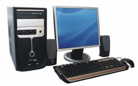 Computador E Monitor 17