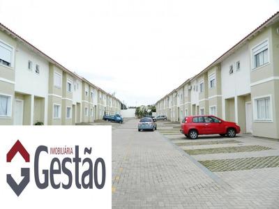 Casa Em Condomínio Com 03 Dormitório(s) Localizado(a) No Bairro Niterói Em Canoas / Canoas - G1265